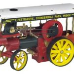 Review: Wilesco D409 Fully Working Steam Engine