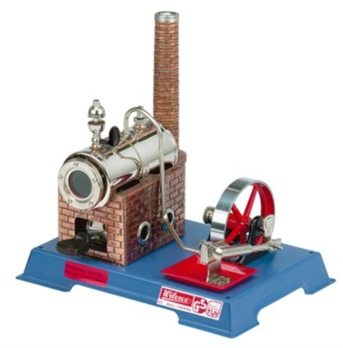 Wilesco D5 Steam Engine Model Kit