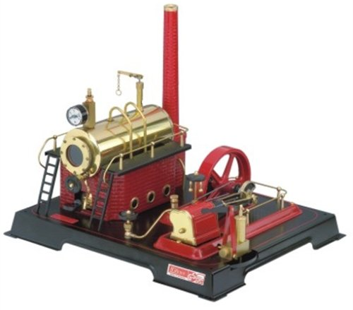 Wilesco D21 Steam Engine