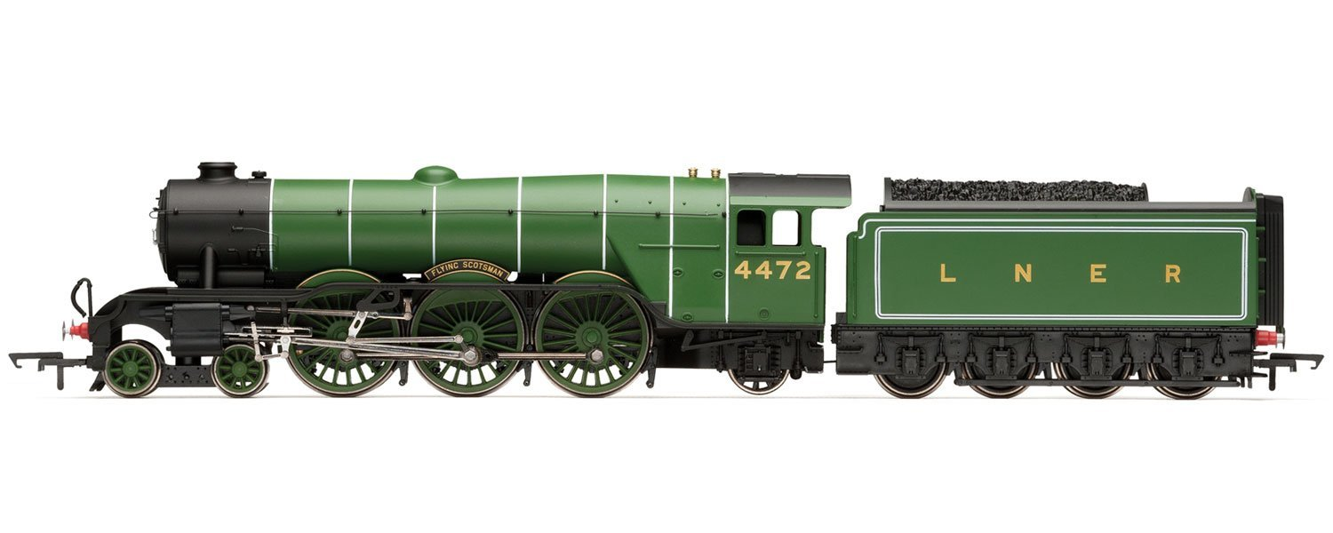 Review The Lner Class A3 Pacific Locomotive No 4472