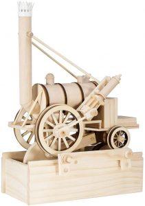 Timberkits Stephenson's Rocket Model