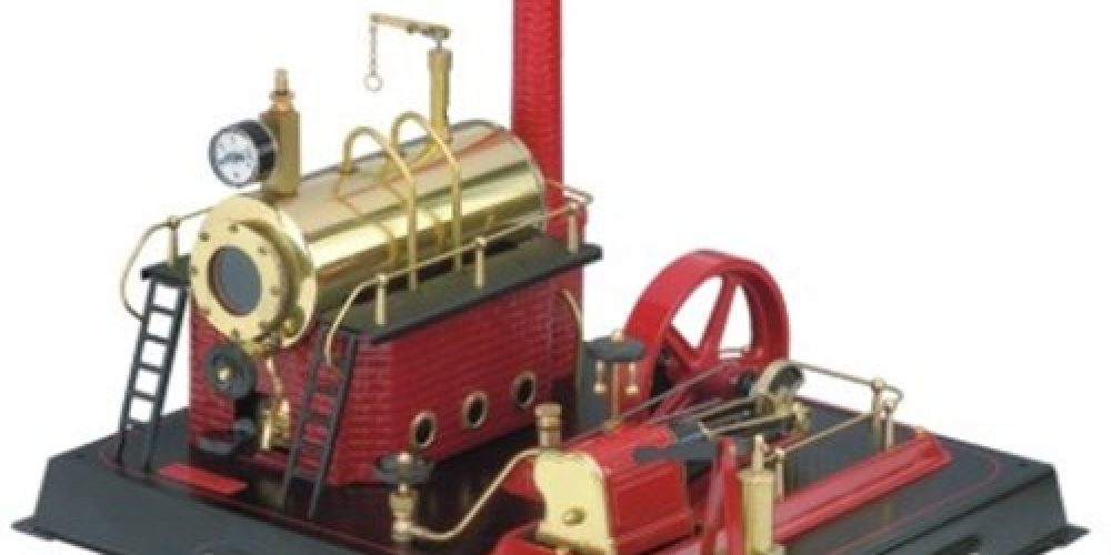 Review: Wilesco D21 Steam Engine