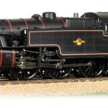 Review: Bachmann 32-882 Fairburn 2-6-4 Tank 42062 BR Lined Black Late Crest