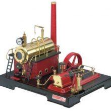 Review: Wilesco D21 Steam Engine