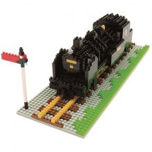 Review: Nanoblock NAN-NBM001 Steam Locomotive