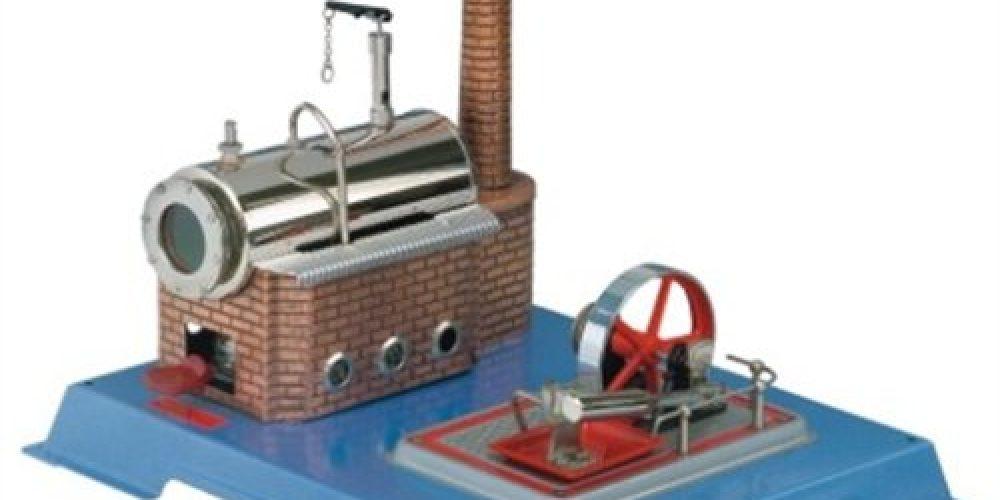 Review: Wilesco D12 Steam Engine
