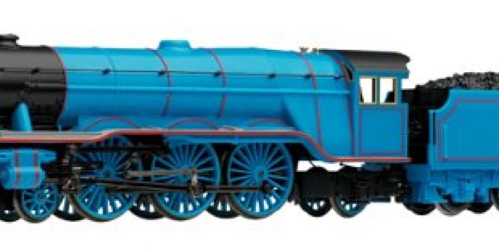 Review: Hornby R383 Thomas & Friends Gordon The Big Blue Engine