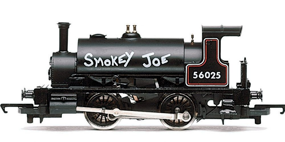 Review: The Hornby R3064 RailRoad BR Smokey Joe 00 Gauge Steam Locomotive