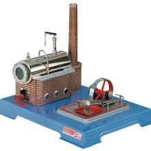 Review: Wilesco D12 Steam Engine