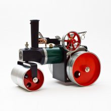 Review: Mamod SR1A Working Live Steam Roller