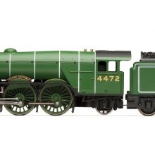 Review: The LNER Class A3 Pacific locomotive No. 4472 Flying Scotsman