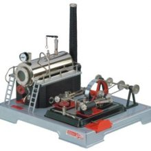 Review: Wilesco D22 Steam Engine Model Kit