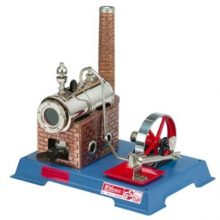 Review: Wilesco D5 Steam Engine Model Kit