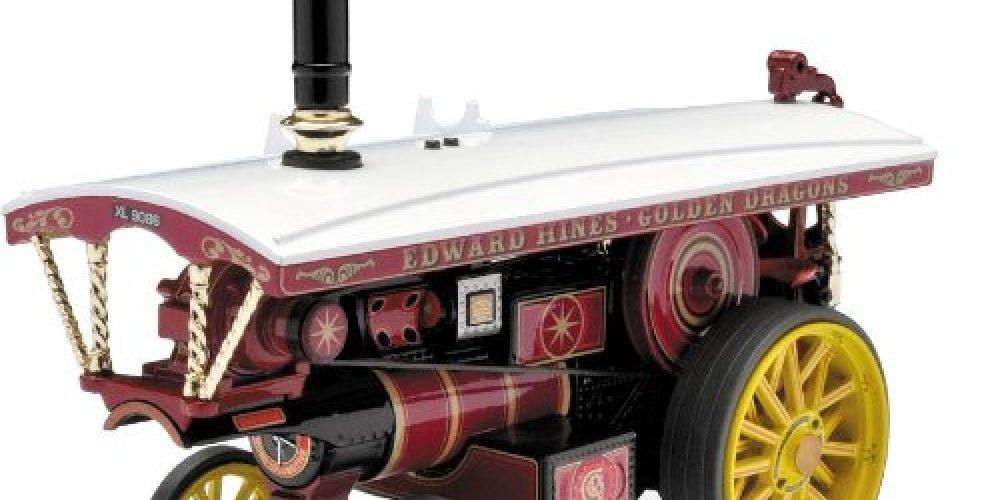 Review: Burrell Showman's 8 NHP No.3938 'Quo Vadis'
