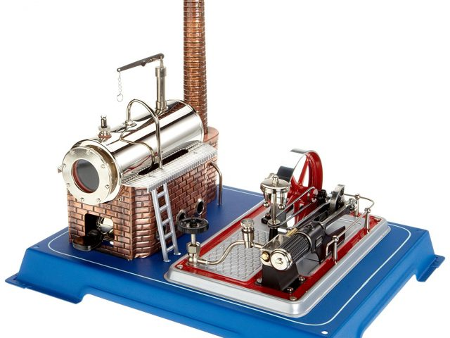 Review: Wilesco D16 Steam Engine