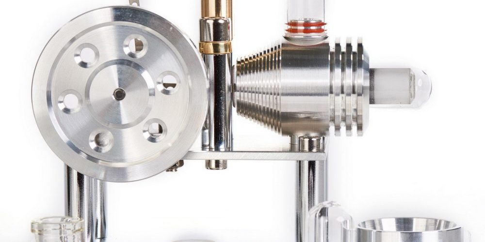 Review: Sunnytech® Hot Air Stirling Engine Model Educational Toy Sc02