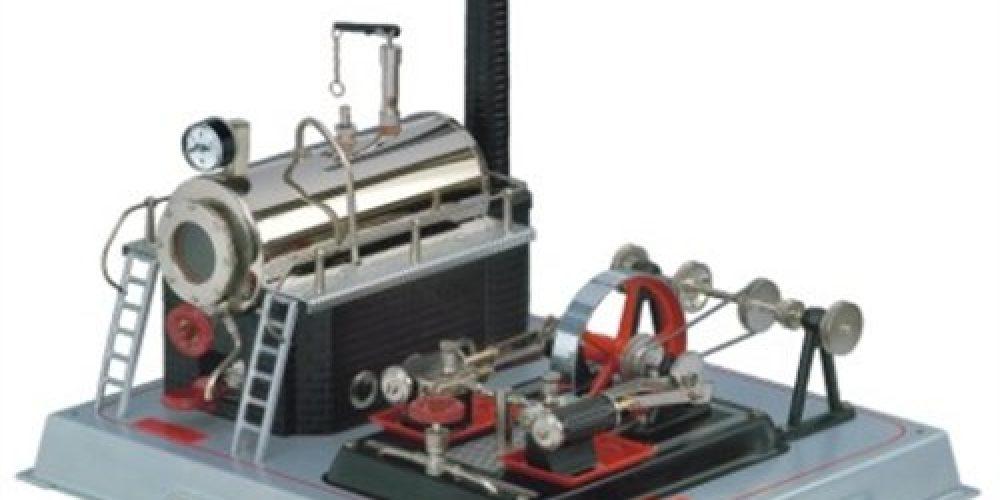 Review: Wilesco D22 Steam Engine Model Kit