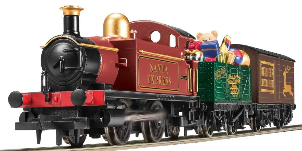 Review: The Hornby Santa's Express Train
