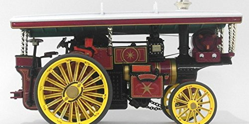 Review: Corgi 1:50 Burrell Showman's Philadelphia No 3413 Steam Vehicle Model