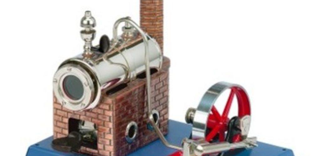 Review: Wilesco D5 Steam Engine Model Kit