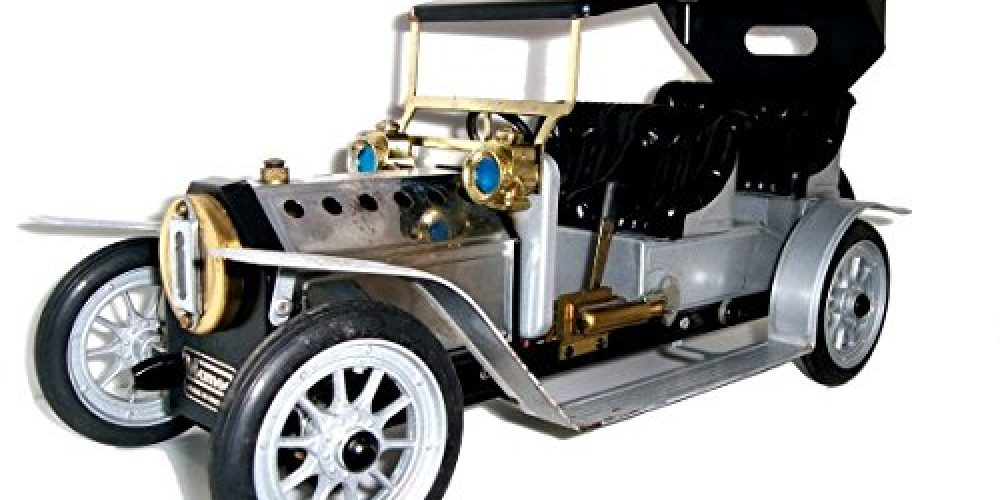 Review: Mamod SA1L Working Live Steam Limousine (Silver)