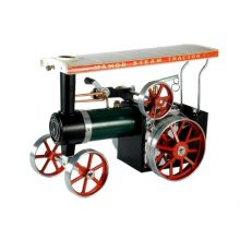 Review: Mamod TE1a Green Traction Engine