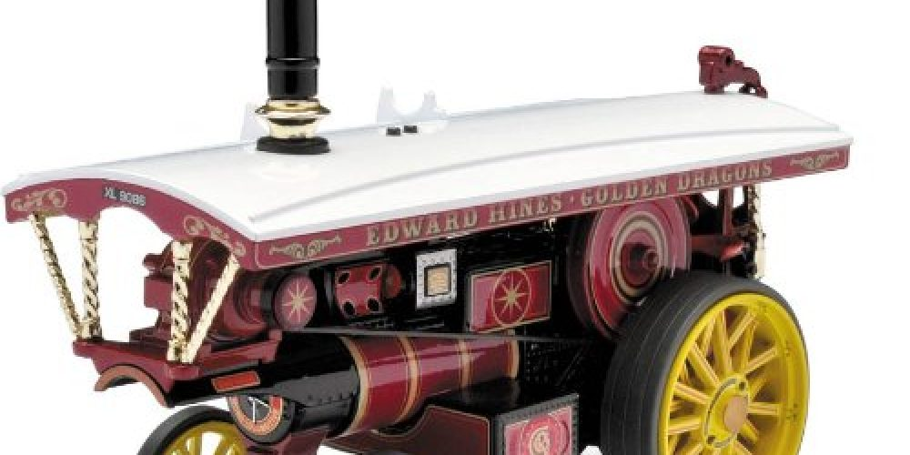 Review: Burrell Showman's 8 NHP No.3938 'Quo Vadis'