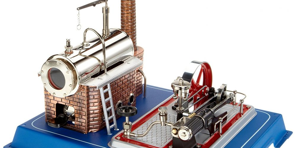 Review: Wilesco D16 Steam Engine