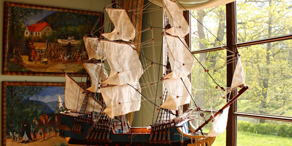 The Best Plastic Model Sailing Ships