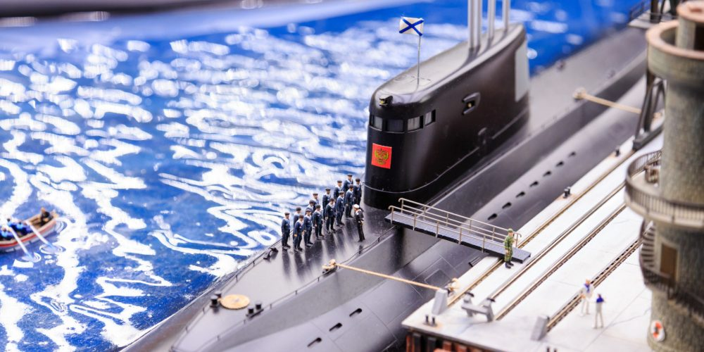 The Best Model Submarine Kits