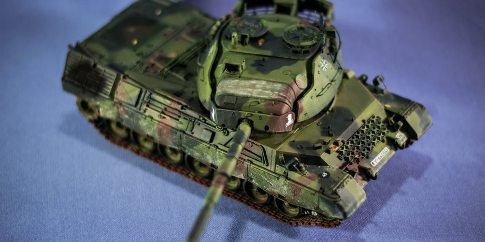 The Best Tank Model Kits