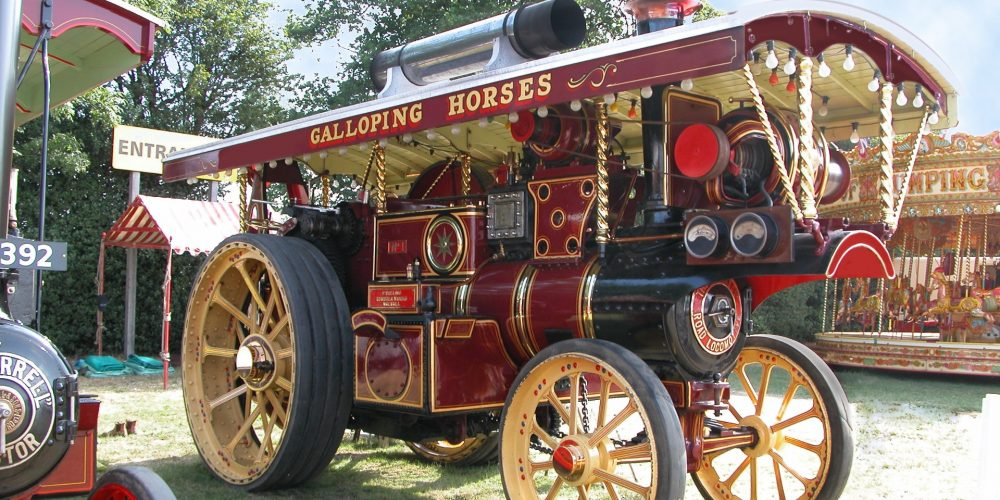 The Best Traction Steam Engine Models