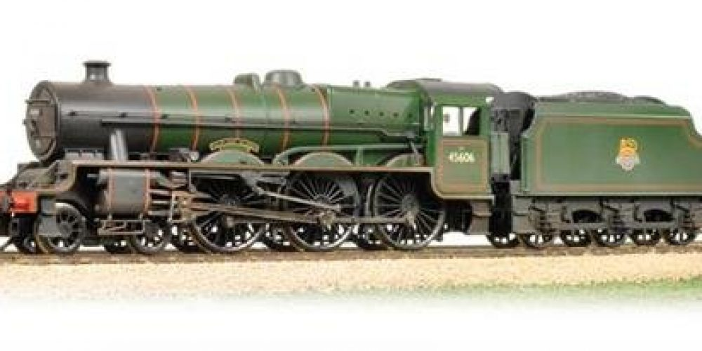 Review: Bachmann 31-189 Jubilee 45606 Falkland Islands BR Green EE (Weathered)