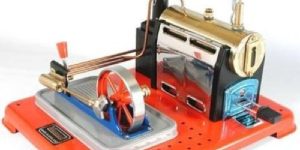Review: Mamod SP4 Stationary Live Steam Engine
