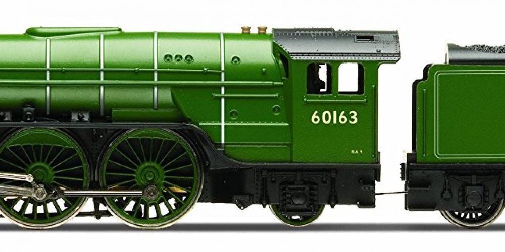Review: Hornby R3060 RailRoad BR 'Tornado' Class A1